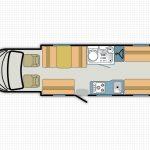 Elddis Autoquest 6 berth motorhome