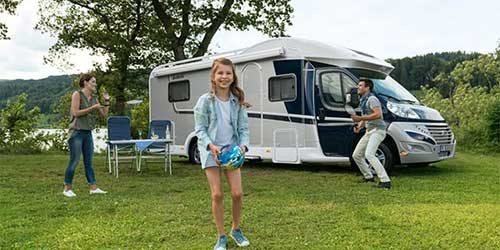 20% Off Motorhome Bookings For Dates In October & November