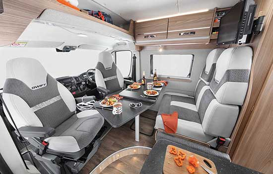 Corporate Motorhome Hire
