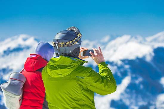 Motorhome Ski Holidays