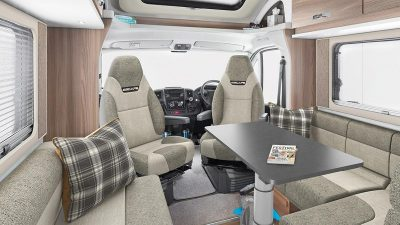 We Now Have A Luxury Coachbuilt 4 Berth Motorhome For Hire