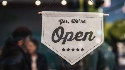 We are re-opening on Monday 1st June!