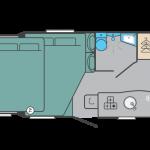 6 Berth Motorhome