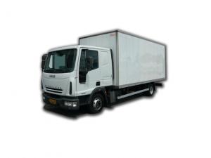 7.5 Ton Box Van With Tail Lift